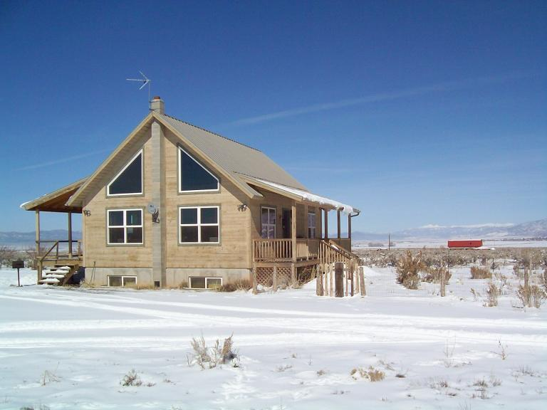 Southern Utah Real Estate Cabin For Sale In Parowan Utah